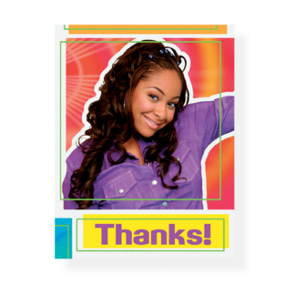 That's So Raven Thank You Cards (8 count)