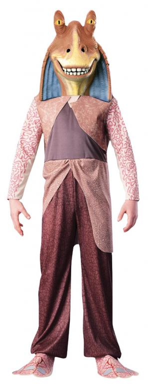 Star Wars: Jar Jar Binks Adult Costume