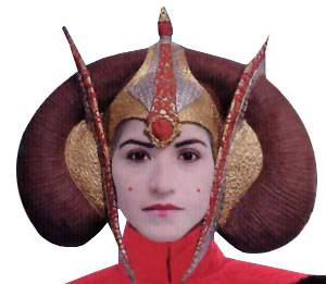 Star Wars: Queen Amidala Headpiece
