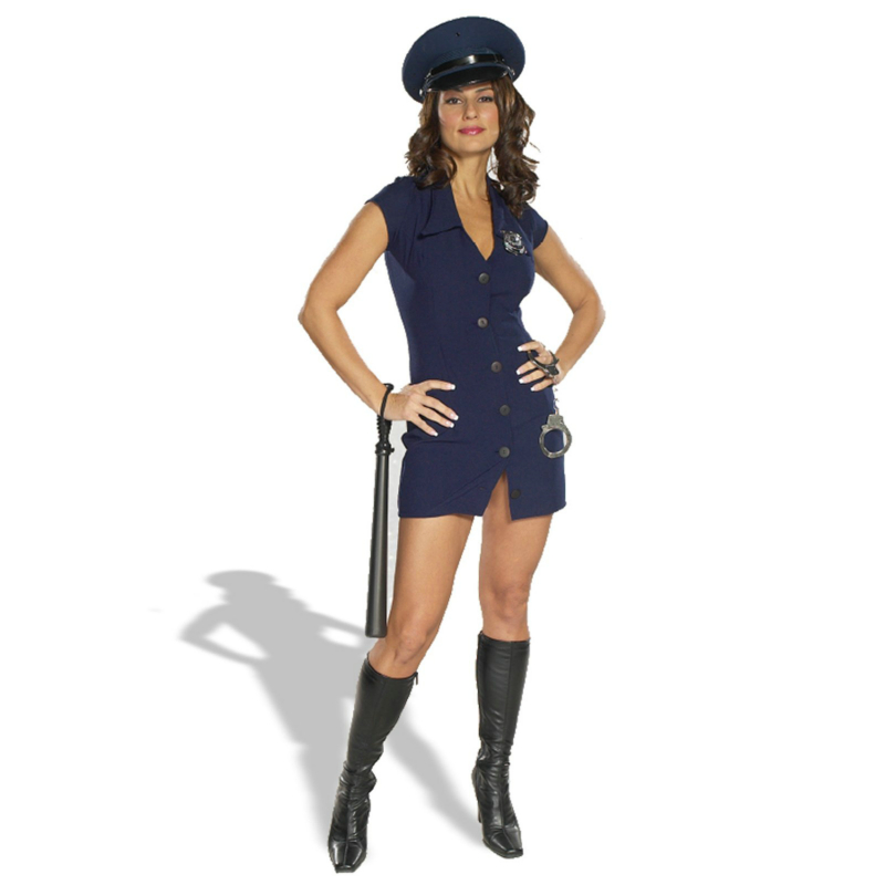 Arresting Officer Adult Costume