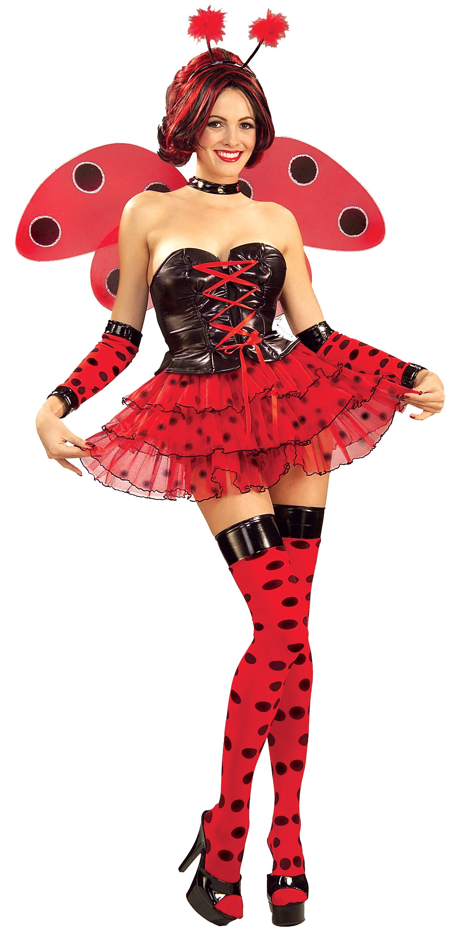 Sexy Lady Bug Adult Costume