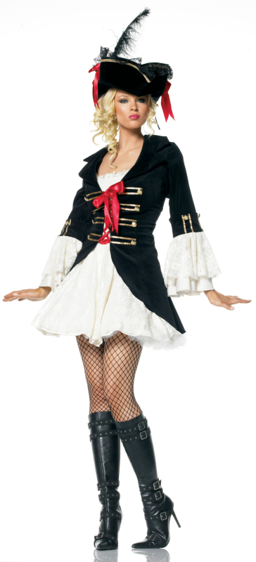 Captain Swashbuckler Adult Costume