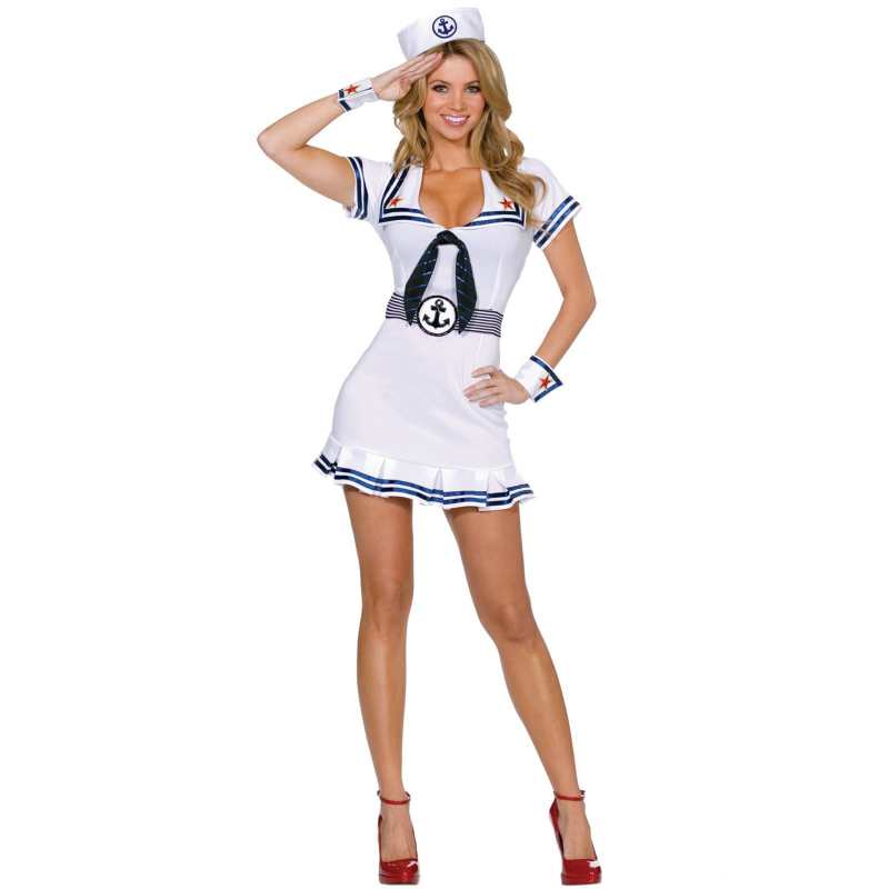 Cruise Cutie Adult Costume