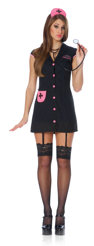 Nurse Pink Me Up Adult Costume