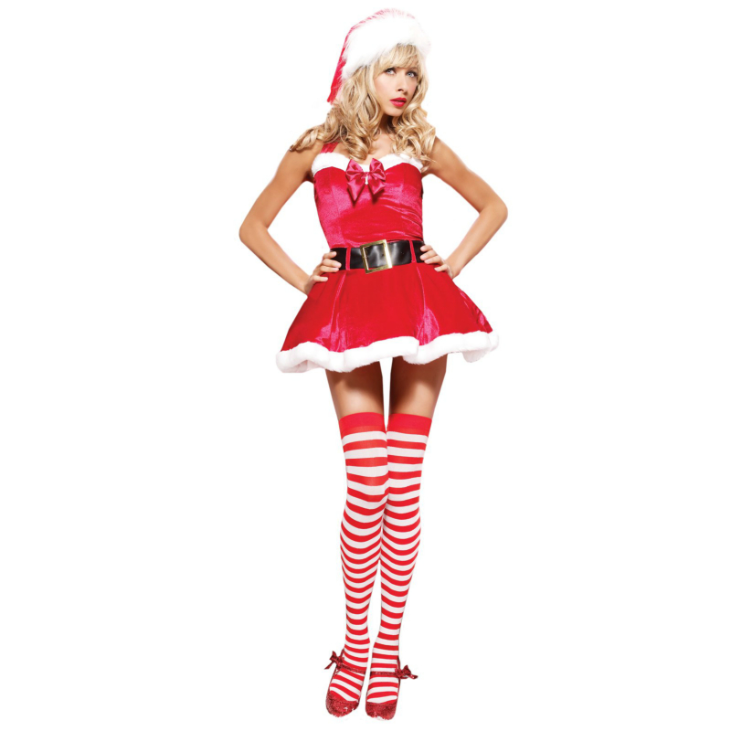 Miss Mistletoe Adult Costume