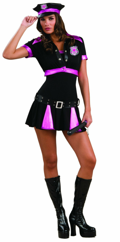 Pleasure Police Adult Costume
