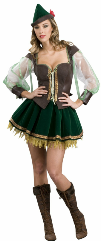 Designer Collection Sexy Robin Hood Adult Costume