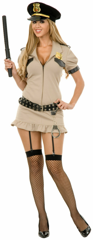 California Sheriff Adult Costume