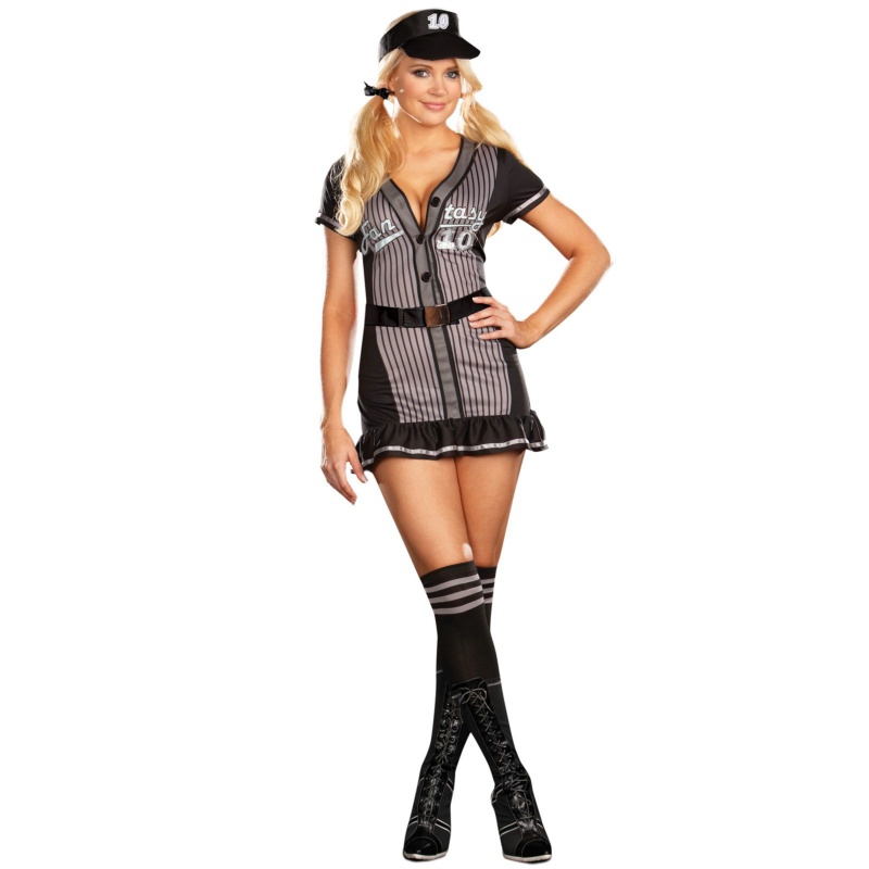Fantasy Team Female Adult Costume
