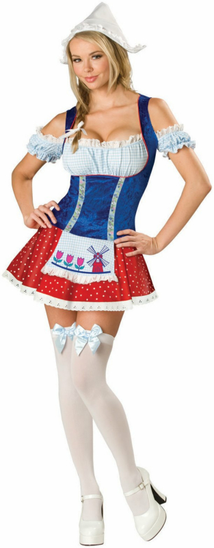 Dutch Treat Adult Costume