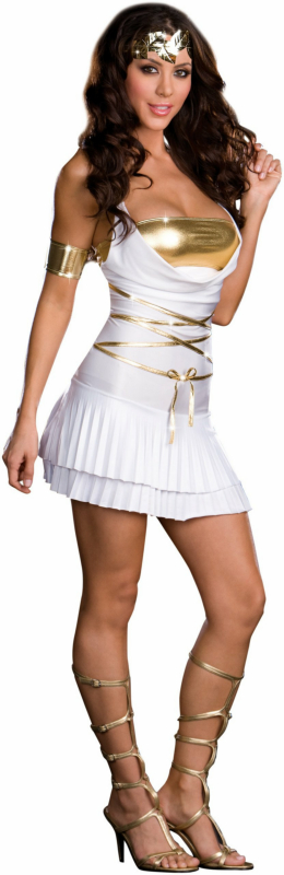 Goddess Lustalicious Adult Costume