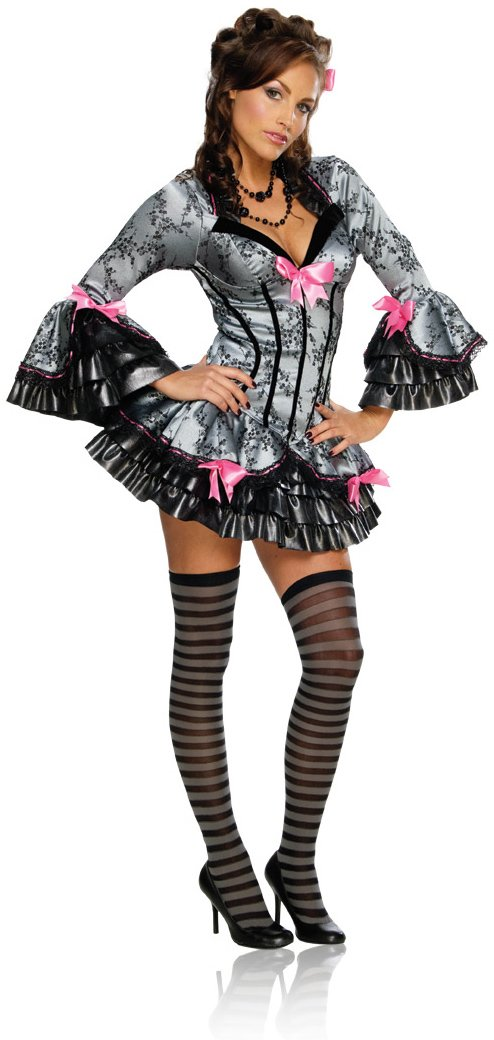 French Kiss Cutie Adult Costume