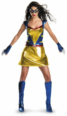 Wild Thing (Daughter Of Wolverine) Sexy Adult Costume