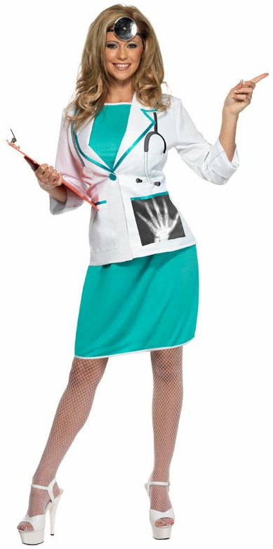 Private Doctor Adult Costume