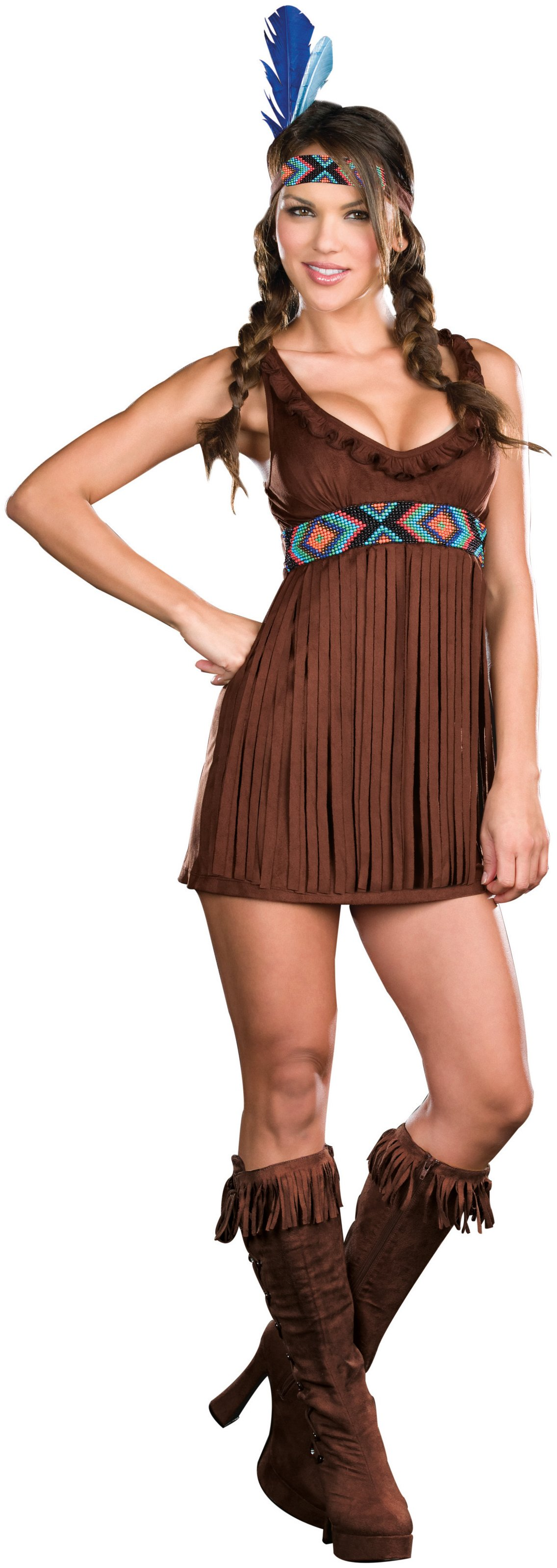 Tribal Trouble Adult Costume