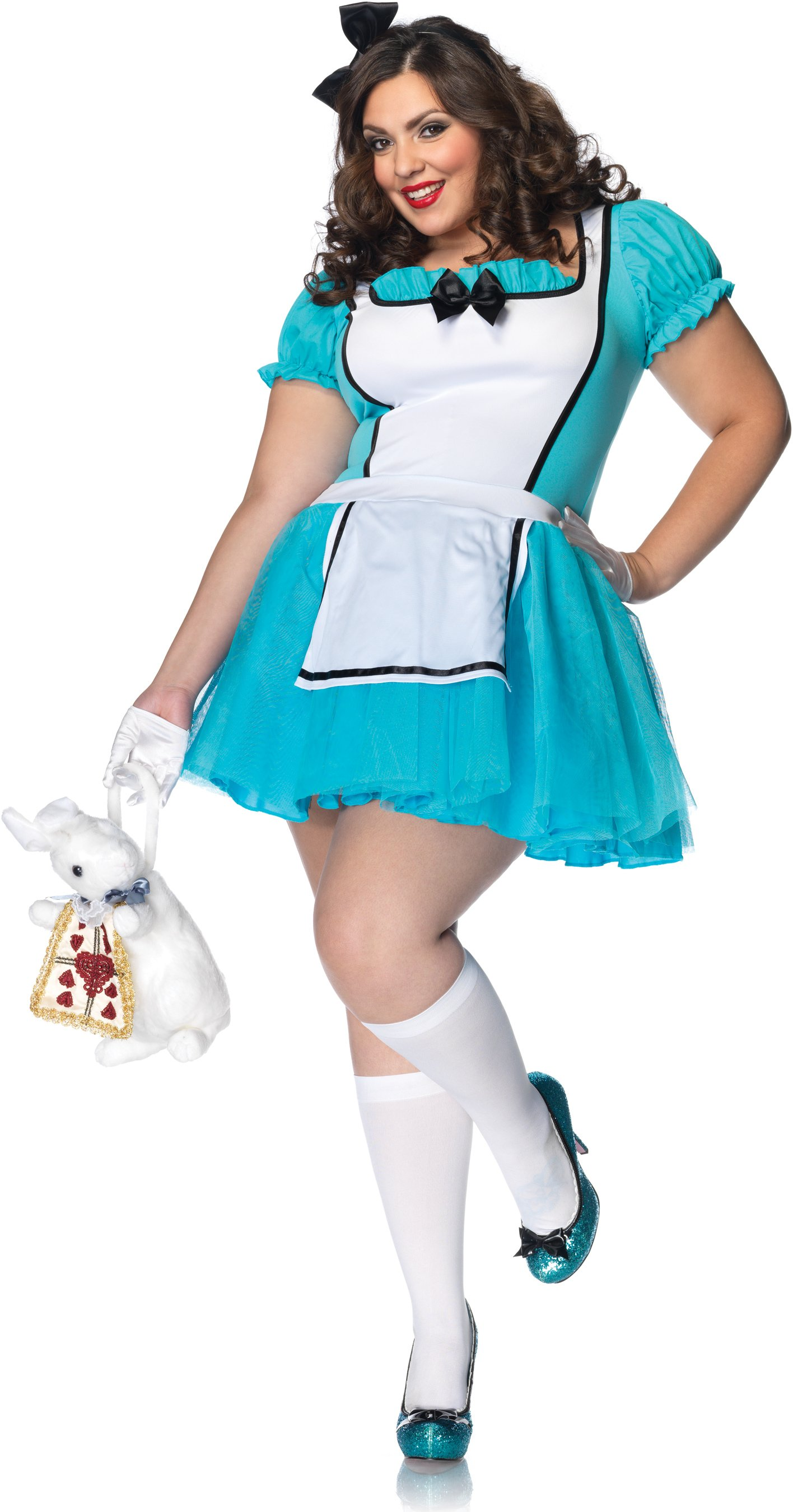 Enchanted Alice Adult Plus Costume