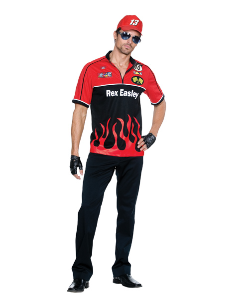 Rex Easley Costume for Adults