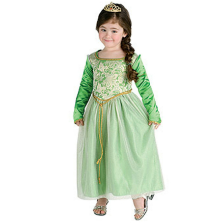 Shrek the Third - Karate Fiona Toddler/Child Costume