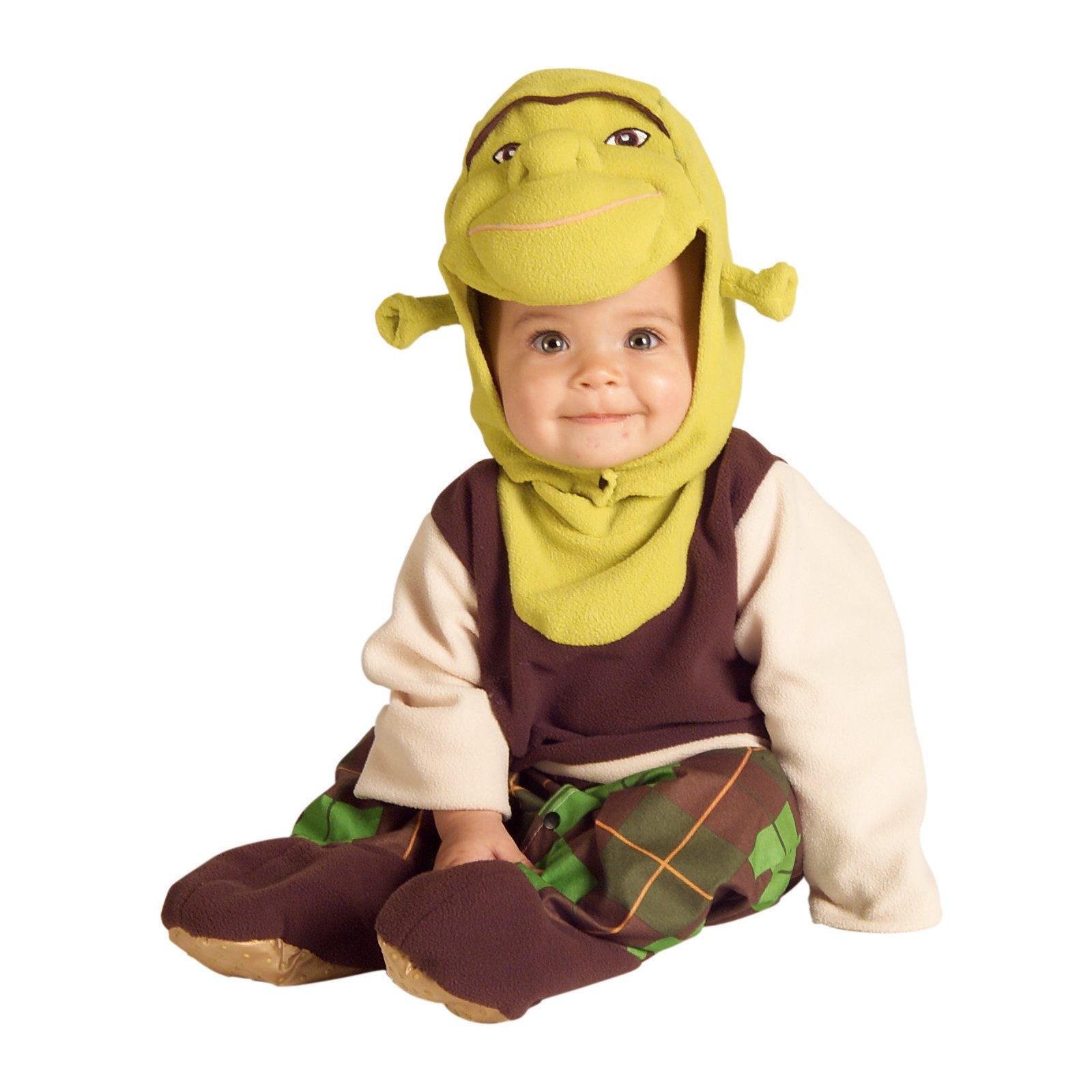 Baby Shrek Romper Infant Costume