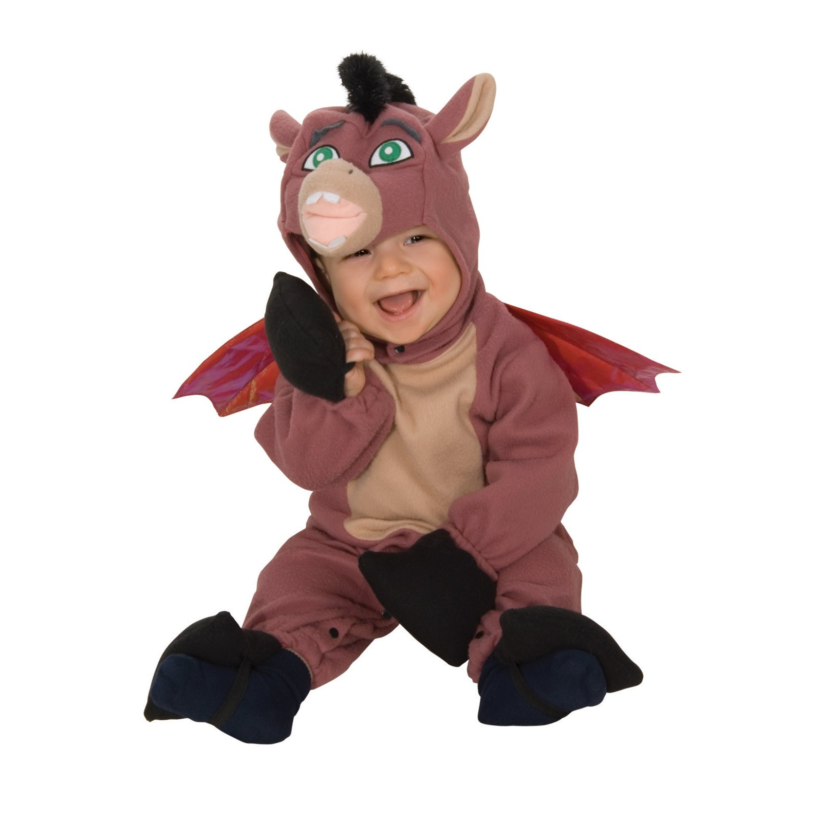 Donkey Romper Infant Costume