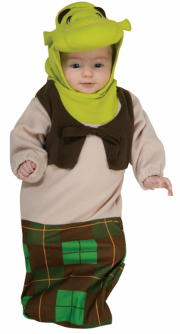 Shrek Forever After Bunting Costume