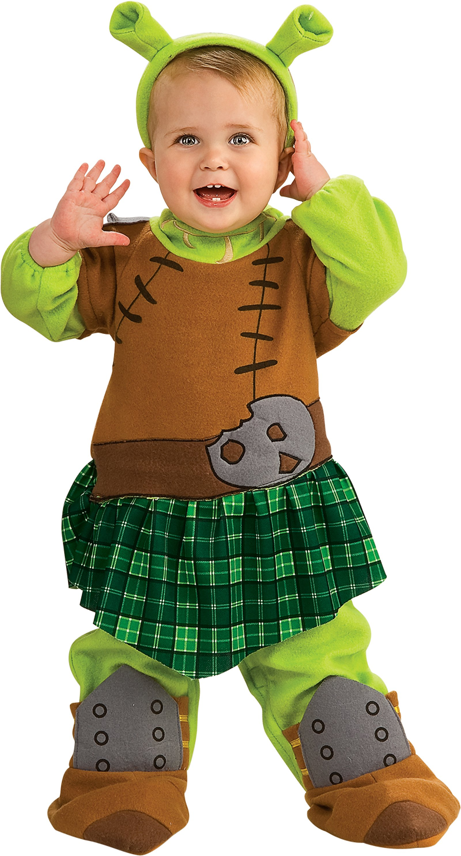 Shrek Forever After - Fiona Warrior Infant/Toddler Costume