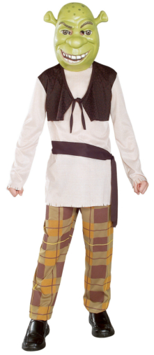 Shrek Child Costume