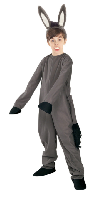 Shrek Forever After-Donkey Child Costume