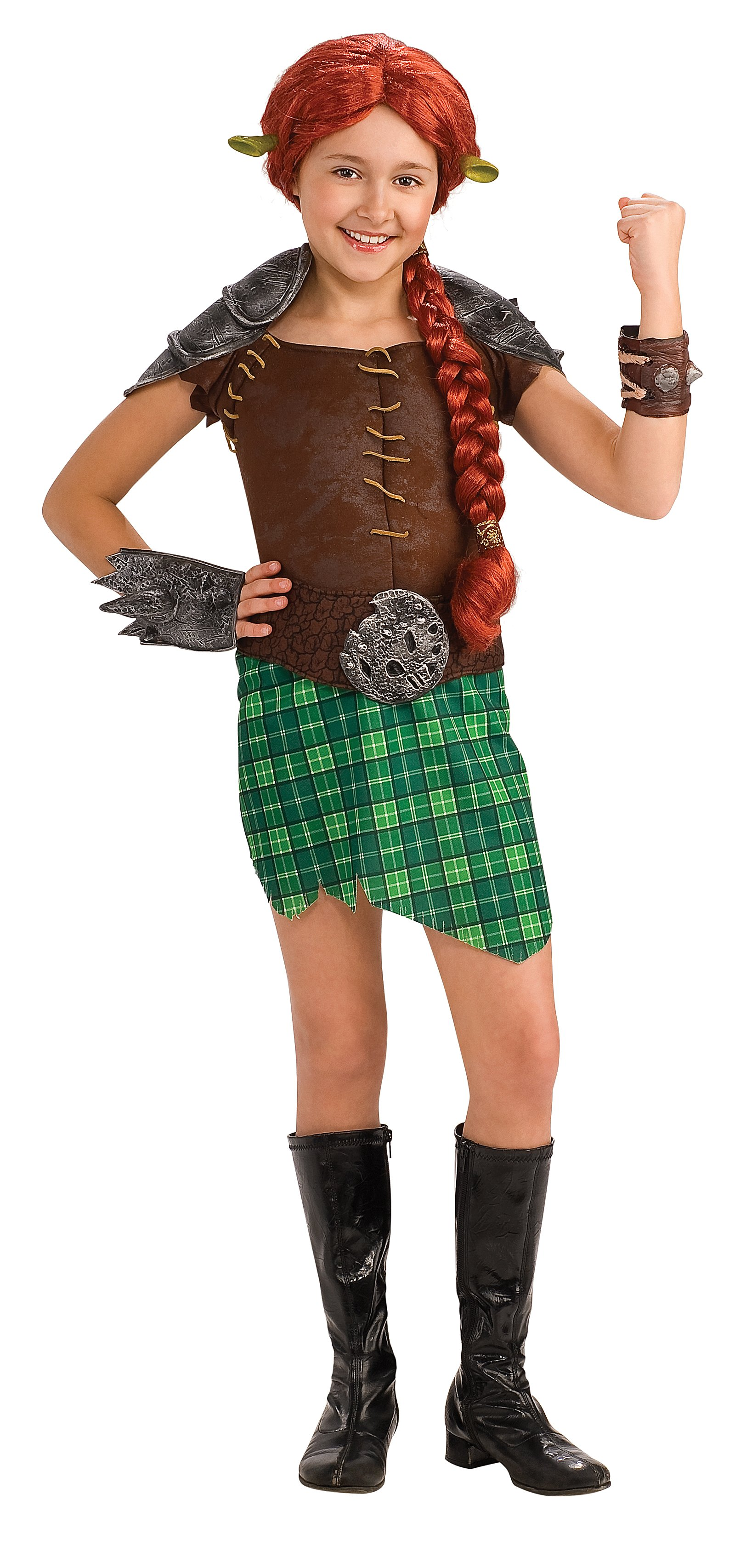 Shrek Forever After - Deluxe Fiona Warrior Toddler/Child Costume