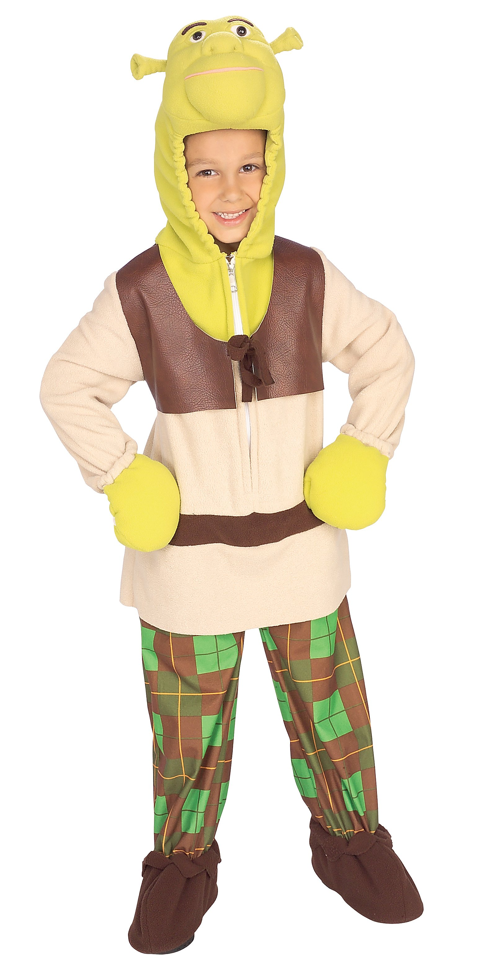Shrek Forever After - Shrek Deluxe Toddler Costume