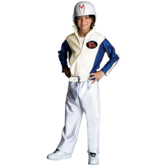 Speed Racer Deluxe Child Costume