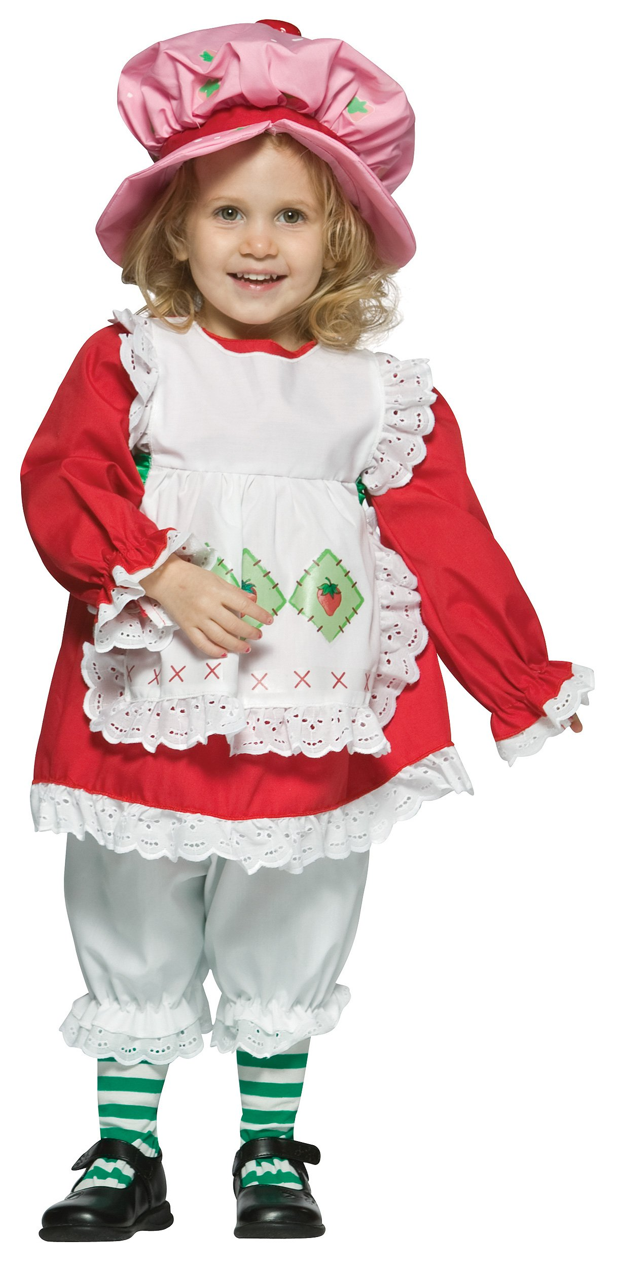 Strawberry Shortcake Infant Costume