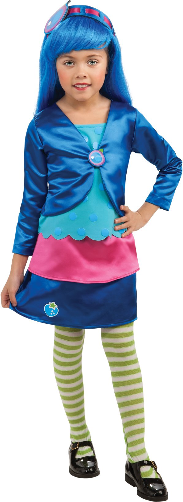 Strawberry Shortcake - Blueberry Muffin Deluxe Toddler / Child C