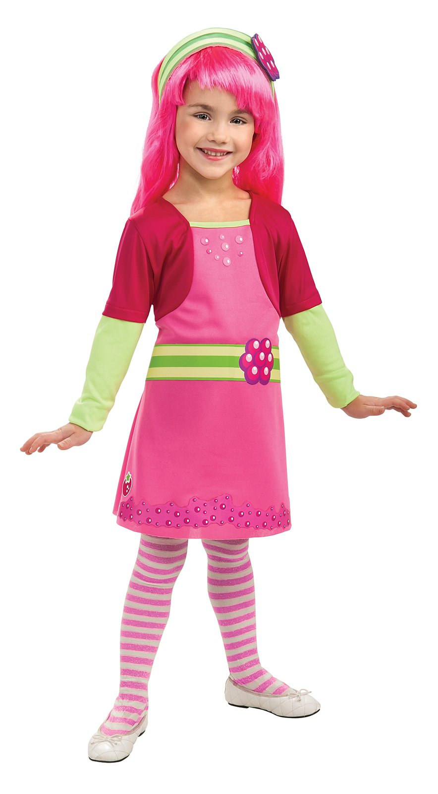 Strawberry Shortcake - Raspberry Torte Toddler / Child Costume