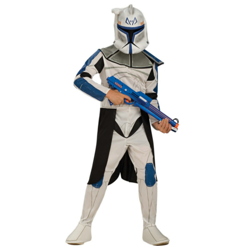 Clone Trooper Leader Rex Child Costume
