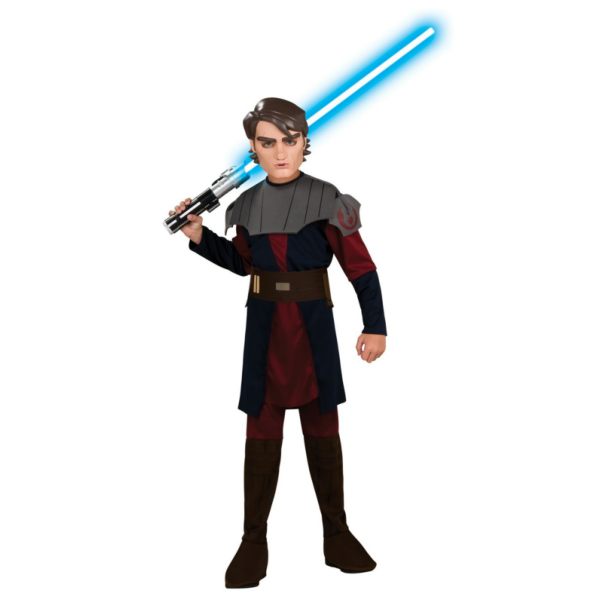 Star Wars Animated Anakin Skywalker Child Costume