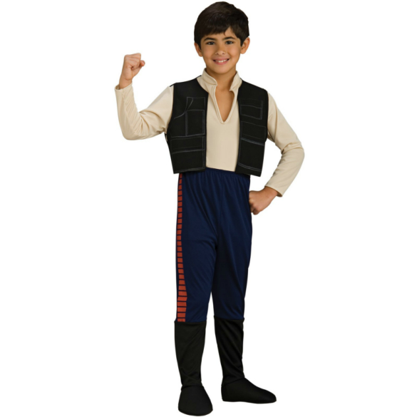 Star Wars Han Solo Child Costume