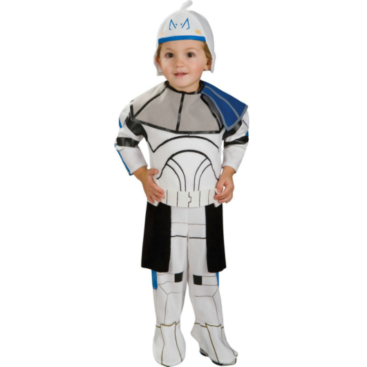 Star Wars Clone Wars Captain Rex Toddler Costume