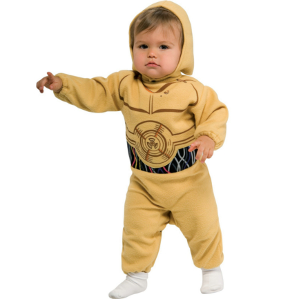Star Wars C-3PO Infant Costume