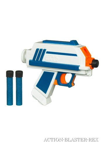 Star Wars Clone Trooper Rex Blaster