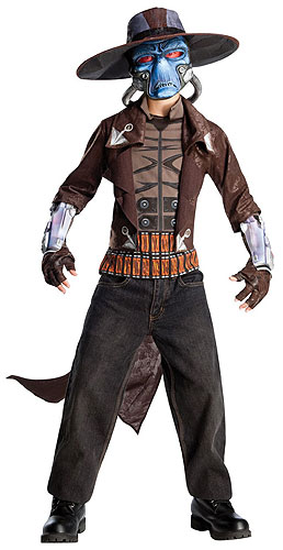 Small Kids Deluxe Cad Bane Costume