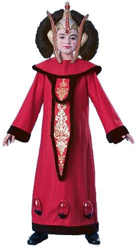 Kids Queen Amidala Super Deluxe