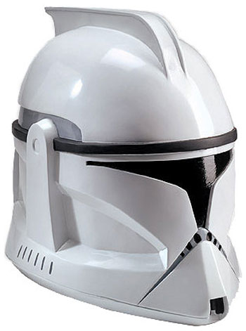 Clone Trooper Collectible Helmet