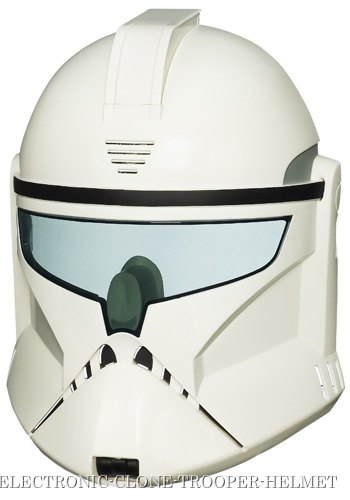 Electronic Clone Trooper Helmet