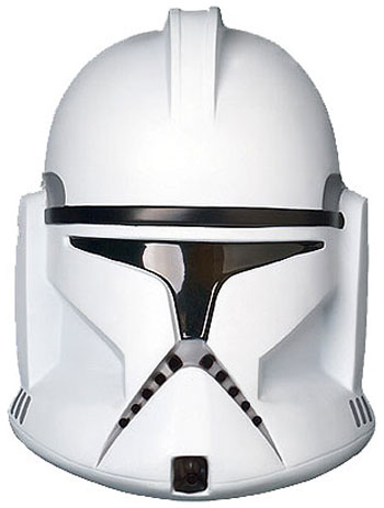Kids Clone Trooper PVC Mask