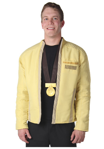 Replica Luke Skywalker Ceremonial Jacket w/ Medal