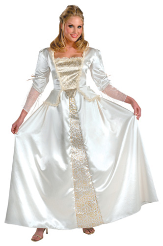 Adult White Queen Costume