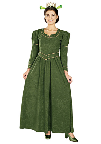 Deluxe Adult Princess Fiona Costume