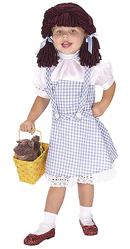 Toddler Dorothy Yarn Babies Costume