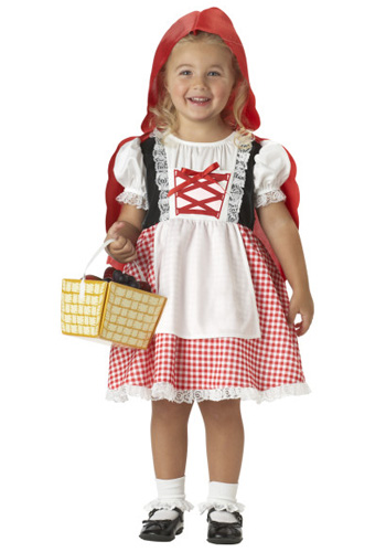 Toddler Classic Red Riding Hood